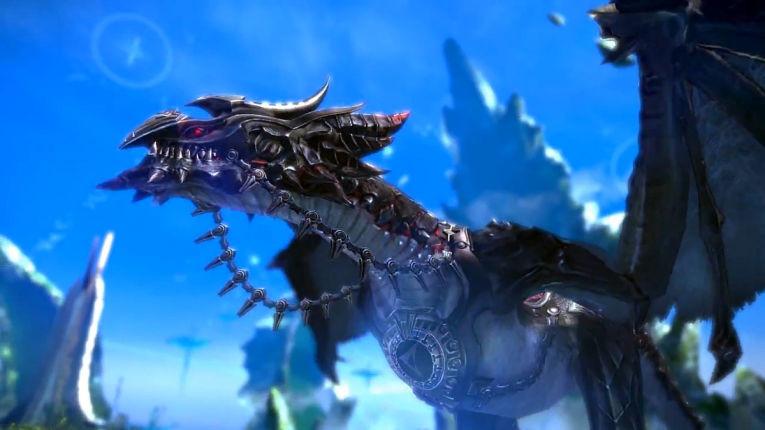 В онлайн игре TERA появятся драконы