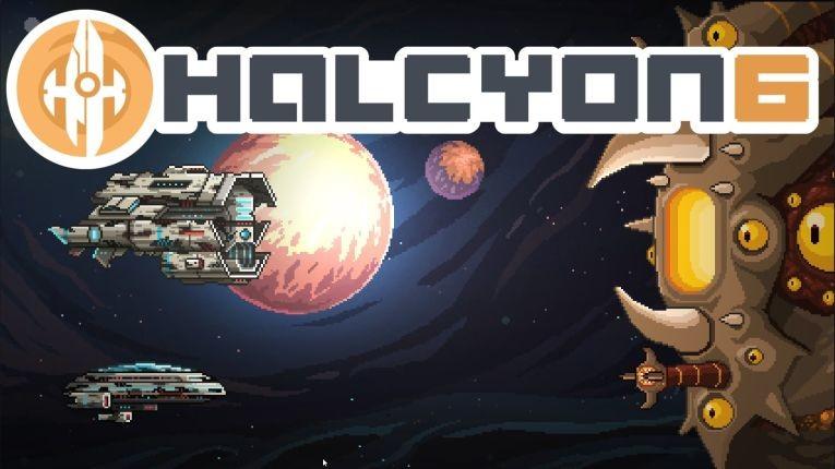 Ретро РПГ-стратегия в космическом антураже Halcyon 6: Starbase Commander вышла в STEAM