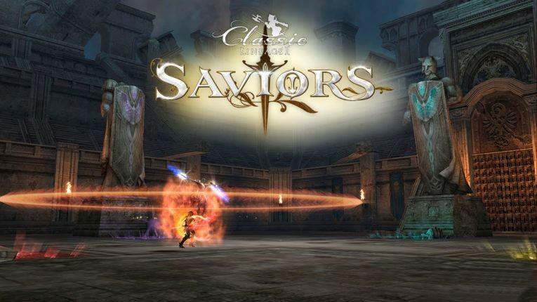 Апдейт Saviors для Lineage 2 Classic