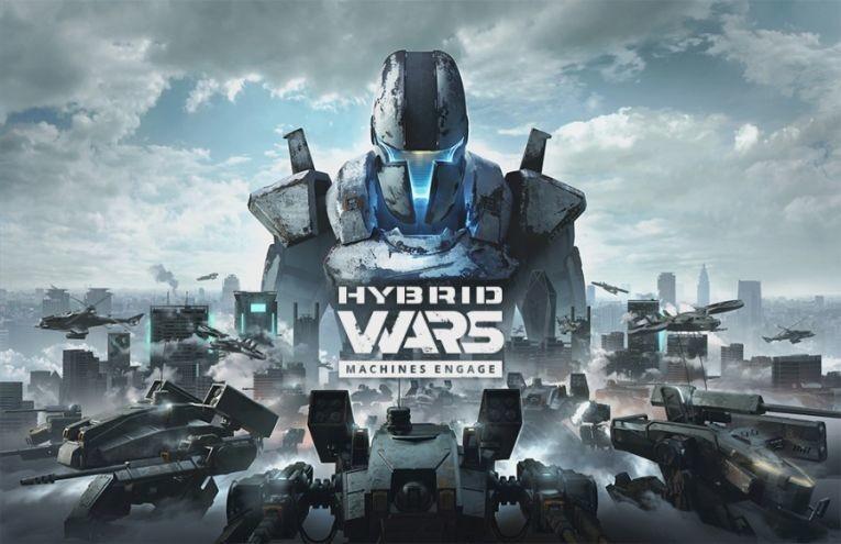 Экшен Hybrid Wars от российских разработчиков поступит в продажу