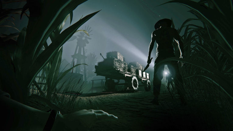 На PS4 вышла демо-версия хоррора Outlast 2