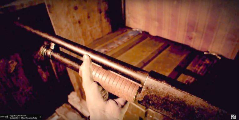 Свежие материалы по Resident Evil 7: новые локации, странные звонки и дробовик