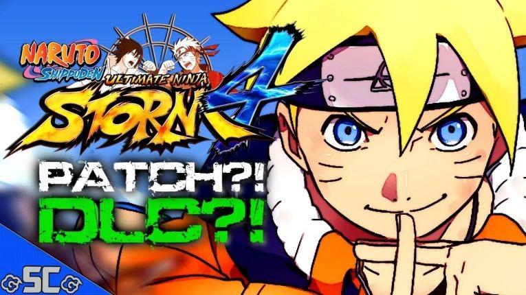 Появилось видео дополнения Road to Boruto для Naruto Storm 4