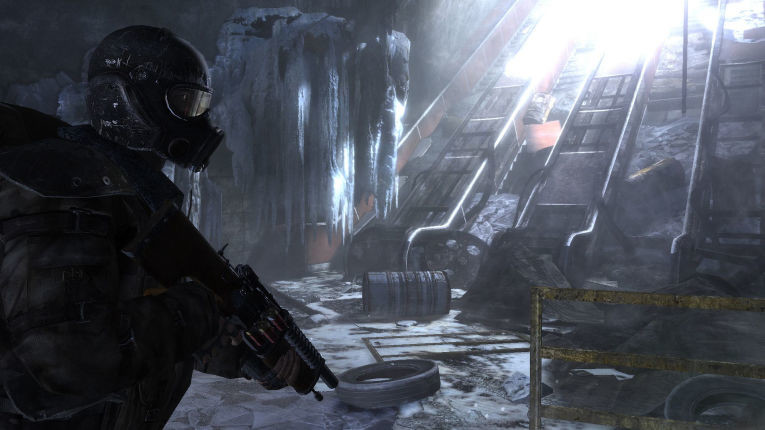 Новая игра в серии Metro выйдет в следующем году