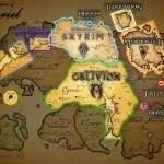 Самый большой игровой мир нашли в старой игре The Elder Scrolls
