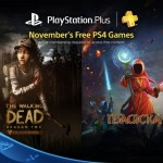Бесплатные игры ноября для подписчиков PlayStation Plus