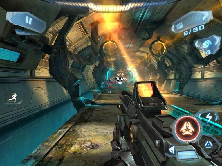 Обзор игры N.O.V.A. 3 Near Orbit
