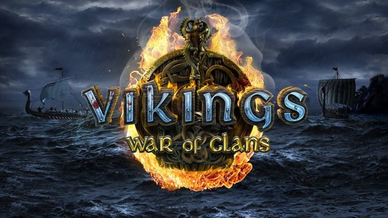 Обзор стратегии Vikings: War of Clans