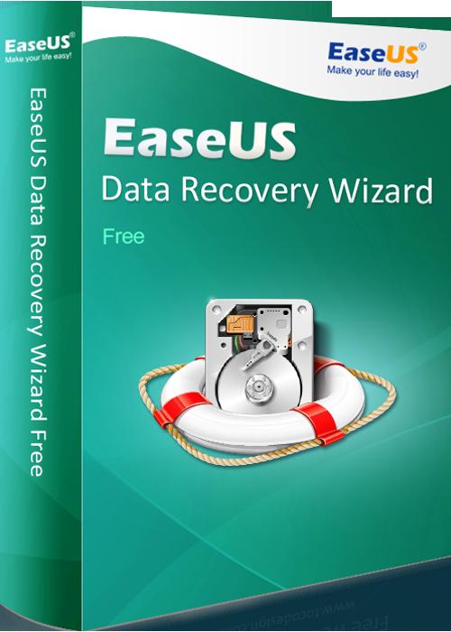 Мастер восстановления данных EaseUS: восстановление удаленных, стертых или отформатированных данных