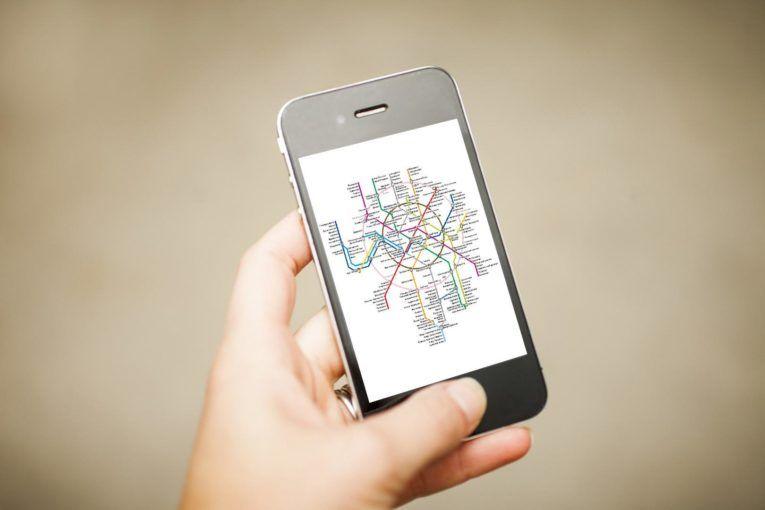 4 мобильных приложения для жизни в Москве