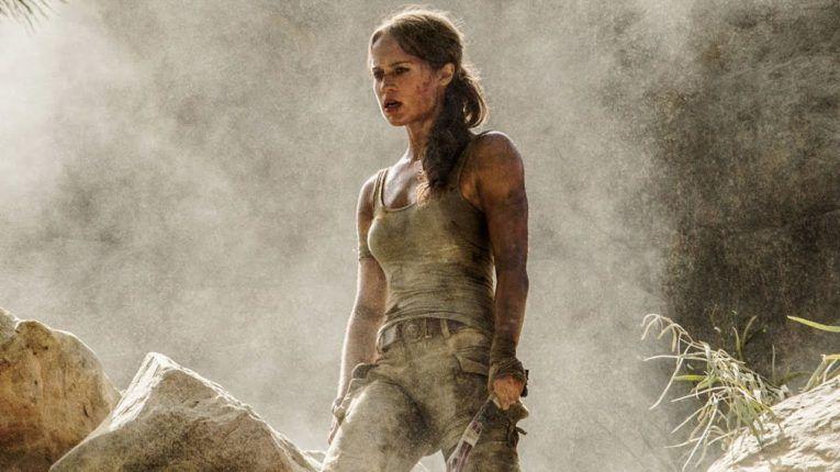 Tomb Raider: Лара Крофт (2018