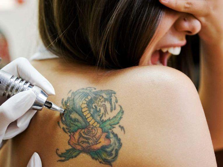 Как делают тату - этапы
