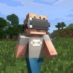 «Ютубер» сутки жил в мире Minecraft для VR