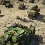 Браузерная стратегия Generals: Art of war