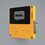Анонсирована необычная портативная игровая консоль Playdate
