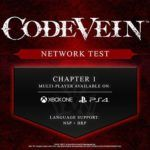 Code Vein — анонс сетевого тестирования, много свежего геймплея и комментарий Bandai Namco о переносе ролевого экшена в стиле Dark Souls