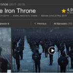 Финальный эпизод «Игры престолов» получил всего 4.9 балла на IMDb