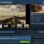 Китаец пытается выпустить Battlefield 1942 в Steam под названием Tank BATTLEGROUNDS