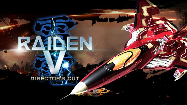 Raiden V - Director's Cut