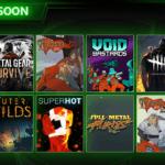 Microsoft представила новую линейку игр для сервиса Xbox Game Pass