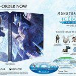 Monster Hunter: World — Capcom датировала запуск крупного расширения Iceborne и представила зрелищный трейлер