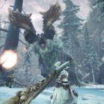 Monster Hunter World Iceborne обзавелся списком новых боссов