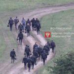 Нильфгаардский лагерь засветился на фото сериала по Ведьмаку