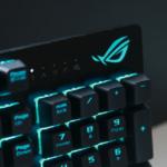 Обзор клавиатуры ASUS ROG Strix SCOPE
