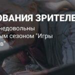 Петицию о пересъёмке восьмого сезона «Игры престолов» подписали более миллиона человек