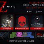Режим испытаний, новые пушки и зомби — план развития World War Z на ближайшие месяцы