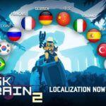 Risk of Rain 2 — новый патч добавил в онлайновый боевик официальный перевод сразу на несколько языков, включая русский