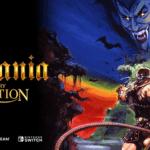 Сборник Castlevania: Anniversary Collection выходит сегодня, Konami представила релизный трейлер