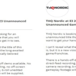 THQ Nordic покажет на E3 2019 «возвращение двух любимых франшиз»