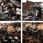 Точную копию мотоцикла из Days Gone воссоздали в реальной жизни