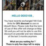 Ubisoft перестанет давать пользователям Uplay скидки на предзаказы новых игр за достижения