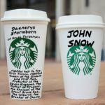 В интернете обсуждают стаканчик из Starbucks в четвертом эпизоде «Игры престолов»