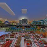 В Minecraft появилась юбилейная карта-музей