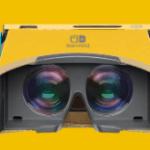 VR-очки Nintendo Labo получили полноценную поддержку Unity и скоро будут работать с играми от сторонних разработчиков