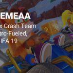 Crash Team Racing Nitro-Fueled лидирует в чарте стран EMEAA