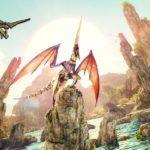 E3 2019: Panzer Dragoon — Sega и Forever Entertainment представили первое геймплейное видео ремейка первой части серии и назвали сроки выхода проекта