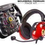 Гоночный набор в стиле Ferrari получил дату выхода
