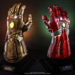 Hot Toys выпустит детальную копию нано-перчатки бесконечности из «Мстители: Финал» — всего за $1000