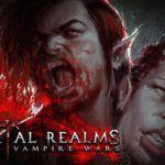 Immortal Realms: Vampire Wars — состоялся анонс новой пошаговой стратегии c элементами карточной игры и экономического симулятора