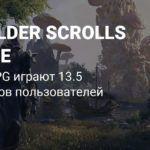 Количество игроков в The Elder Scrolls Online достигло отметки в 13.5 миллионов человек