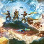 Персональные арты главных героев Borderlands 3