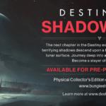 Shadowkeep — в сеть утекла первая информация о следующем расширении для Destiny 2