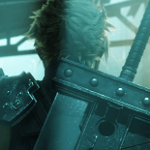 Square Enix во всей красе продемонстрировала фигурку Клауда на байке из коллекционного издания ремейка Final Fantasy VII