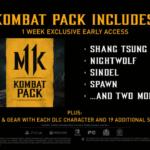 Твоя душа принадлежит мне — NetherRealm Studios представила Шaн Цyнга и первых персонажей из дополнения для Mortal Kombat 11