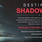Утечка: Расширение Shadowkeep для Destiny 2 выйдет осенью