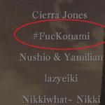 В титрах Bloodstained: Ritual of the Night обнаружили отсылку на оскорбление в адрес Konami